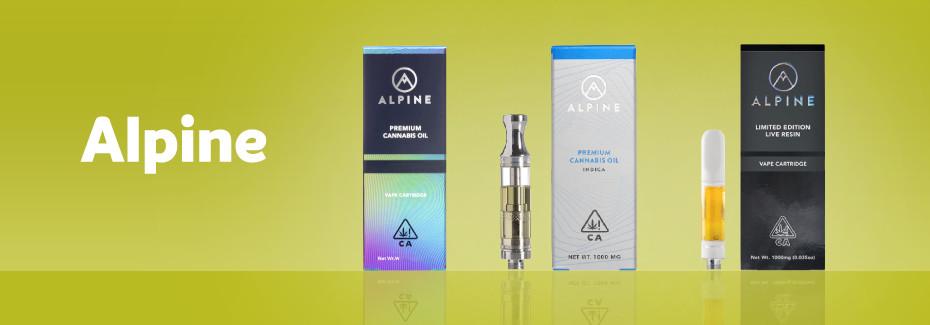 Alpine vapor products on Grassdoor