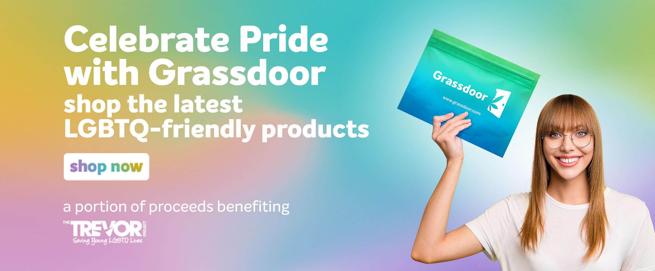 Grassdoor Pride Products and Bundles Delivery