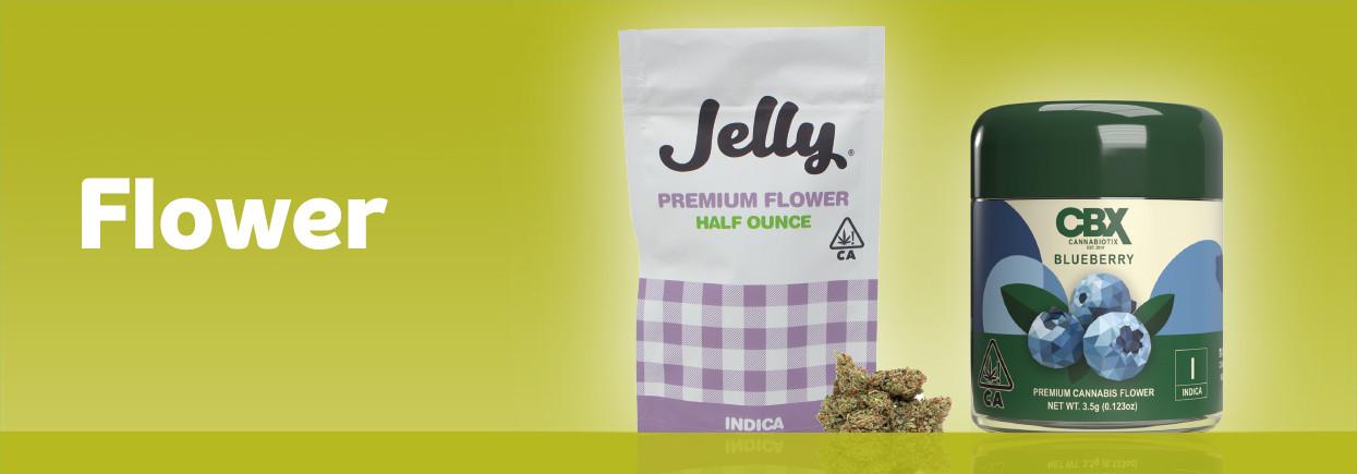 Shop cannabis flower on Grassdoor
